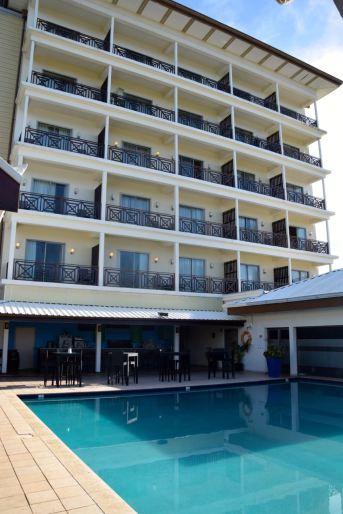 Courtyard Marriott Paramaribo Pool