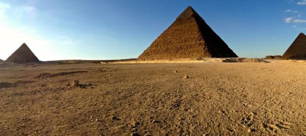 Egypt Pyramids Header