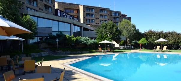 Lesotho Sun Header