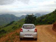 Drive to Swaziland Road