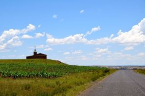 Lesotho Small Church