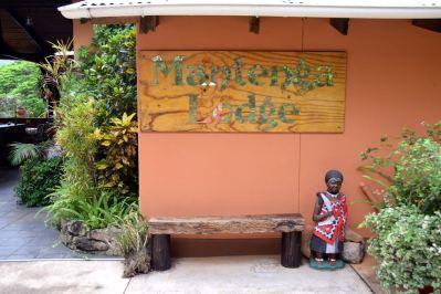 Mantenga Lodge Restaurant