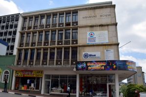 Mbabane City Building