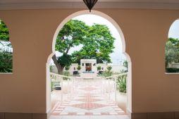 Serena Polana Spa Entrance