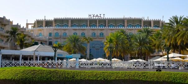 Grand Hyatt Muscat Header