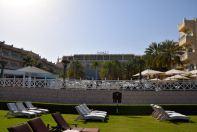 Grand Hyatt Muscat Lawn Seating