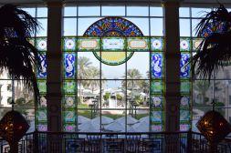 Grand Hyatt Muscat Lobby Window