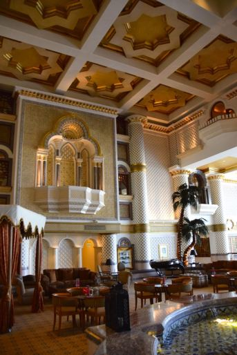 Grand Hyatt Muscat Lobby