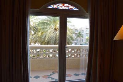 Grand Hyatt Muscat Room Balcony