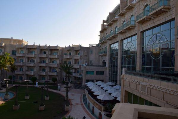 Grand Hyatt Muscat Room View 2