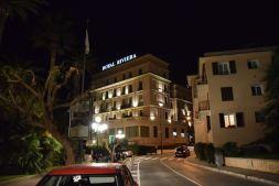 Royal Riviera At Night