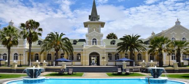 Swakopmund Hotel Header