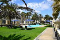 Swakopmund Hotel Pool Lawn