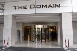 The Domain Entrance