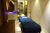 The Domain VIE Spa Massage Room