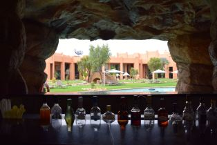 Windhoek Country Club Resort Bar View