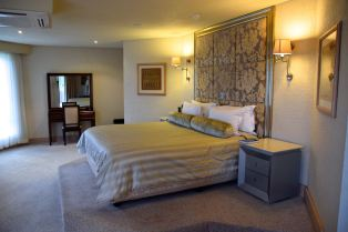 Windhoek Country Club Resort Suite Bedroom