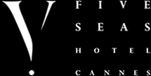 Five Seas Hotel Cannes Logo