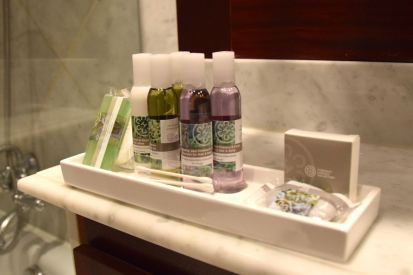 Grand Hotel De L'Opera Room Bath Toiletries