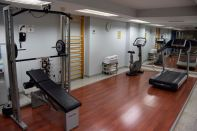 Holiday Inn Andorra Gym