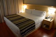 Holiday Inn Andorra Room Bed