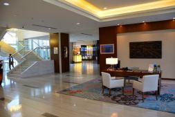Guyana Marriott Georgetown Lobby Concierge