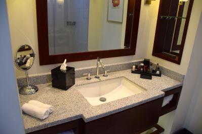 Guyana Marriott Georgetown Room Bath Sink