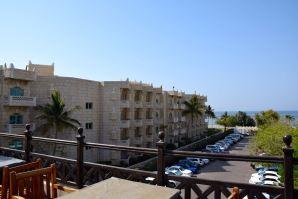 Grand Hyatt Muscat Pub View