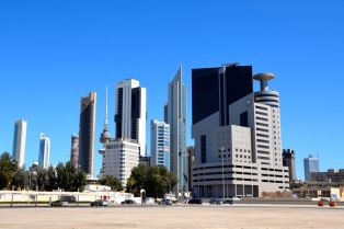 Kuwait Modern Buildings