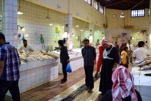 Kuwait Souk Fish Market