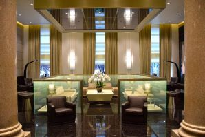 Excelsior Hotel Gallia Lobby Lounge