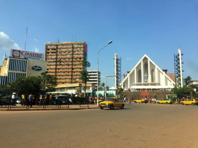 Yaounde Downtown Church