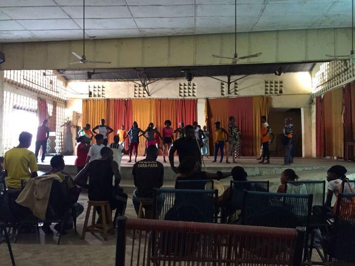 Bamako Institut National des Art Practice