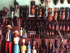 Bamako Market Crafts