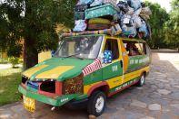 Bamako National Museum Model Bus