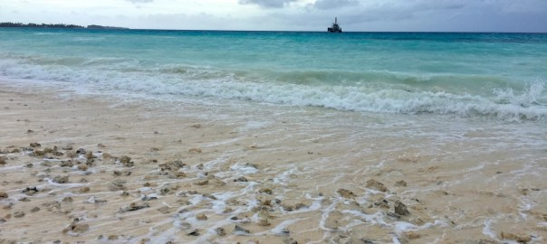 Tuvalu Beach Header