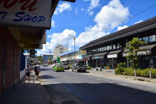 Vanuatu Port Vila Downtown