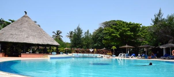 Kairaba Beach Resort Header