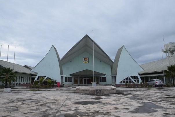 Kiribati Tarawa Parliament House