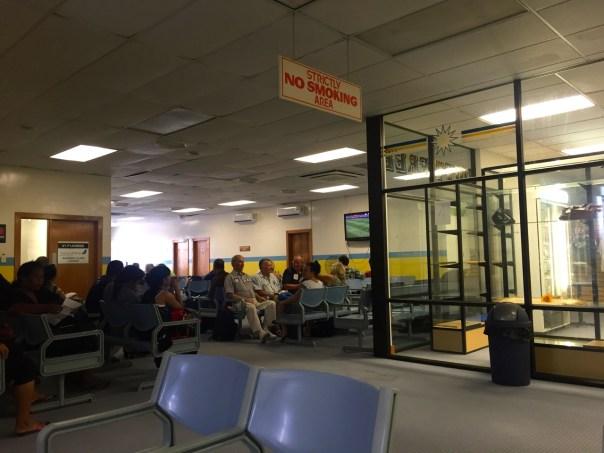 Nauru Transit Lounge
