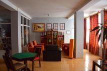 Coimbra Hotel Library