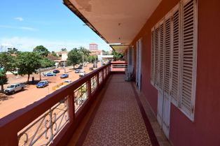 Coimbra Hotel Room Terrace