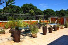 Coimbra Hotel Terrace Ping Pong