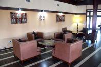 RLJ Kendeja Resort Lobby