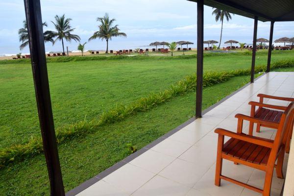 RLJ Kendeja Resort Room Balcony