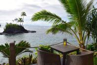 Seabreeze Restaurant View