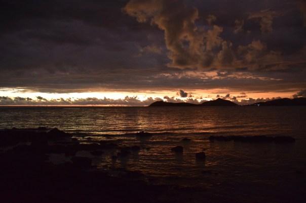 loloata-resort-sunset