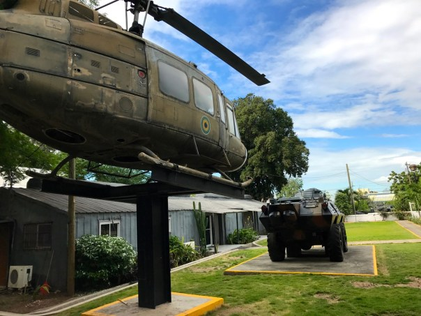 kingston-jamaica-military-museum-helicopter