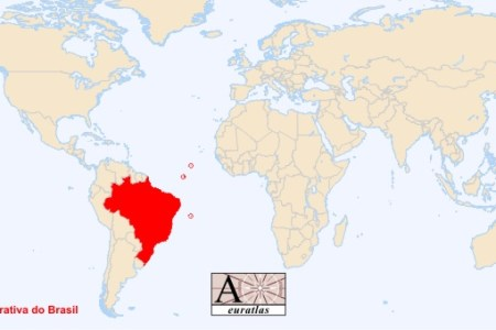 World map including zil choice image diagram writing sample map of the world showing brazil zil location map brsa zil freerunsca choice image sciox Images