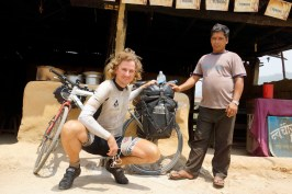 Cycling in Remote Areas of Nepal or How to Survive in Heat